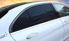 US$ 25.99 - Universal Slip On Window Shades - www.maicei.com Best Car Sun Shade, Ar Fresco, Window Sun Shades, Car Cooler, Car Paint Jobs, Front Windows, Beat The Heat, Air Conditioning System, Window Film