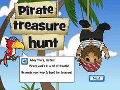 iPad App Review: Pirate Treasure Hunt