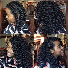 How to... Heatless curls