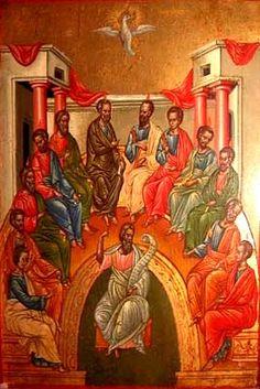 Risultati immagini per spirito santo icona
