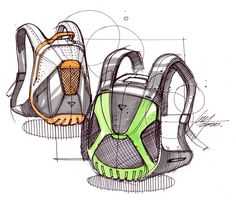 sketch-a-day-224 #industrial #design #id #product #sketch