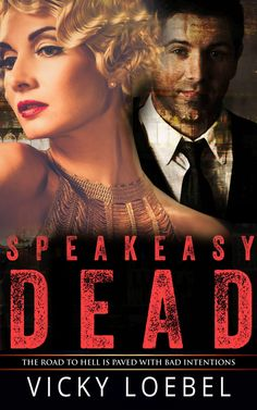 Speakeasy manager Clara Woodsen will do anything to save her silent film idol from an untimely death. Even summon a demon. Even bet she can teach his half-human/half-cheetah assistant to foxtrot. But people around town are acting strange. Have Clara's efforts unleashed a zombie plague? Or are her customers just really bad at dancing the Charleston? And can a career-minded woman find happiness with the man of her dreams if she uses her…brains?