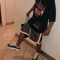 """180 mentions J'aime, 3 commentaires - yudai.🔥 (@skywakker620) sur Instagram: """"🔥"""" Tomboy Fashion, Fashion Killa, Fashion Men, Daily Fashion, Summer Tomboy, Fitness Inspiration, Style Inspiration, African Clothing For Men, North Face Backpack"""
