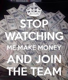 I'm looking to add 3 new girls to my team! Message me for details!