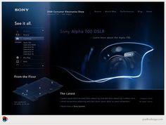 Sony CES, Sony | Designer: Paul Lee Design | Image 2 of 2