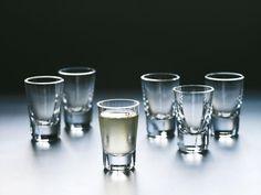 Kieliszki do wódki GRAND CRU - 6 szt. - DECO Salon. Set of 6 glasses of vodka #rosendahl #giftidea #scandinaviandesign