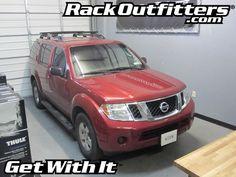 Rack Outfitters - Nissan Pathfinder Thule Rapid Crossroad BLACK AeroBlade Roof Rack '05-'12, $305.90 (http://www.rackoutfitters.com/nissan-pathfinder-thule-rapid-crossroad-black-aeroblade-roof-rack-05-12/)