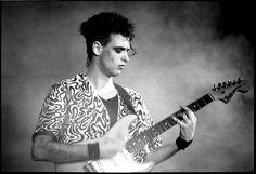 SODA STEREO | Festival Rock & Pop en el Estadio de Vélez Sársfield.  Buenos Aires, 13 de octubre de 1985. Fotografía: Fotografías Aspix.