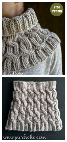 Chunky Cable Cowl Free Knitting Pattern Chunky Cable Cowl Free Knitting Pattern, Knitting , lace processing is just about t. Chunky Cable Cowl Free Knitting Pattern Chunky Cable Cowl Free Knitting Pattern, Knitting , lace processing is just about t. Cable Cowl, Cable Knitting, Knit Cowl, Easy Knitting, Cable Knit Scarves, Knitted Cowls, Finger Knitting, Cowl Scarf, Knitting Machine