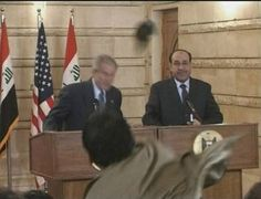«Bush attacked by Muntazer al-Zaidi