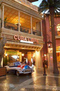 Cuba Libre, Tropicana Casino/ Atlantic City, NJ