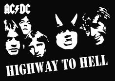 "Nashville Pussy Cover AC/DC ""Highway to Hell"""