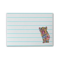 Rainbowtig #Post-it Notes