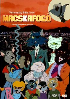 macskafogó_/_cat_city Brave, Cat City, Retro 1, Hungary, I Movie, Cinema, Museum, History, Cats