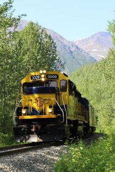 TripAdvisor - The Alaska Railroad's Hurricane Turn Train, the #1 Attraction in Talkeetna, Alaska!