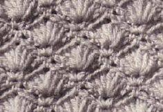 MUESTRARIO DE PUNTOS GANCHILLO Stitch Patterns, Skirt, Costume Dress, Knitting Stitch Patterns, How To Knit, Knits, Stitches, Wraps, Journals
