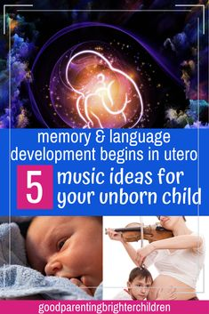 Did you know that playing classical music for babies in the womb will increase their speech and language skills, memory skills & more? Here are 5 suggestions, & steps to playing music for babies in the womb. Music Activities For Kids, Brain Activities, Music For Kids, Infant Activities, Preschool Activities, Kids Learning, Baby In Womb, Music Education, Gifted Education