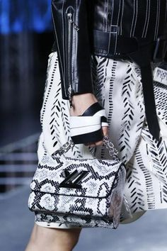A detailed look at Louis Vuitton Spring 2016