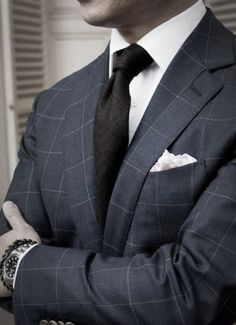 Classic Windowpane...InwardStyle Approved!!