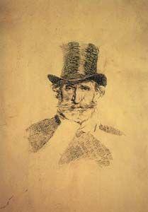 Giovanni Boldini, Ritratto di Giuseppe Verdi