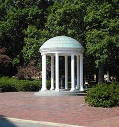 The well at Chapel Hill