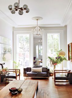 Brooklyn brownstone style