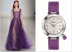 Thời trang Ý và Đồng hồ