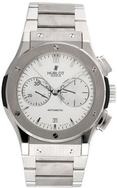 Hublot Classic Fusion Chronograph Titanium 45mm Mens Watch