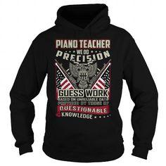 PIANO TEACHER JOB TITLE T-SHIRT T-SHIRTS, HOODIES, SWEATSHIRT (39.99$ ==► Shopping Now)