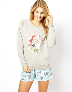 Cath Kidston Father Christmas Sweater - Now on http://ootdmagazine.com/store/product/cath-kidston-father-christmas-sweater/ #fashion #xmas