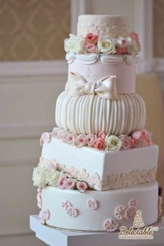 what a cake... sweet