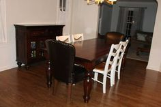**Arhaus** Colonial Dining Table - 88w/43d/31h Moving must sell make me an offer