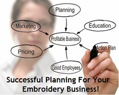 """""""Is Your Formula Working For Pricing Your Embroidery? Here Is A 10 Step Formula For Creating A Price List That Will Make You A Profit!"""""""