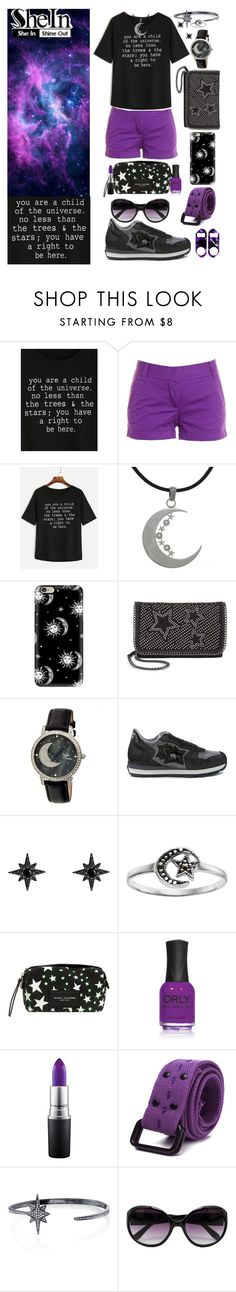 """FLY ME TO THE MOON"" by carolsha ❤ liked on Polyvore featuring J.Crew, WithChic, Carolina Glamour Collection, Casetify, INC International Concepts, Sophie and Freda, Atlantic Stars, Joma, Marc Jacobs and ORLY"