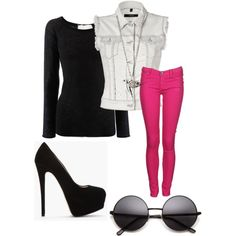 Classy swag with a dash of casual. - Polyvore
