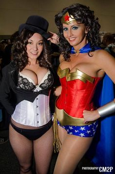 Assured, big boobs costumes