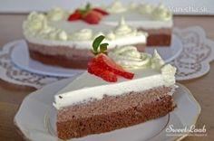 Cokoladovo-orieskova torta