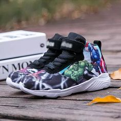 Cheap Sneakers, Buy Directly from China Suppliers:PINSEN 2019 Kids Sneakers For Boys Basketball Shoes Running The Baby Casual Children shoes Sport boot Cartoon gamin chaussure Cheap Sneakers, Girls Sneakers, Sneakers Nike, Boy Shoes, Girls Shoes, Shoes Sport, Spiderman, Boys Basketball Shoes, Cartoon Boy