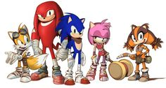 Concept Artwork with Sticks from the official artwork set for #SonicBoom Rise of Lyric on the #WiiU. #SonictheHedgehog. http://sonicscene.net/sonic-boom-rise-of-lyric
