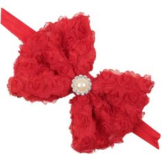 Sunward Lovely Kids Baby Girls Hairband Pearl Lace Flower Headband Hair Band (Red). Material:Cloth. Size:Length:About 12cm,For (0 months to 5 years old baby) Adjustable. New and nice design!Bright color dressing up your little baby more cute. Make your baby become more fashionable,attractive,beautiful,your kids will like it very much. A great gift for your children,Special accessory for your child perfect for photo shoots or for any special occasions.