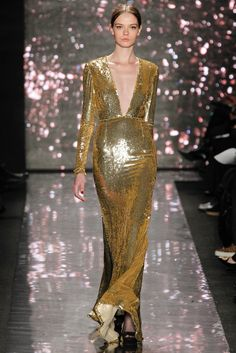 Naeem Khan. NYFW Fall 12'. Indian Couture.