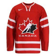Team Canada - Second nicest jersey!