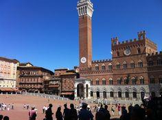 Vele indrukwekkende steden in Toscane bezocht, waaronder Sienna, San Gimignano, Florence, Pisa, Luca en Volterra