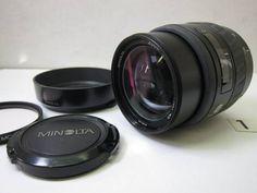 LS883CA MINOLTA AF ZOOM 35-105mm F3.5-4.5 φ55mm ジャンク_画像1
