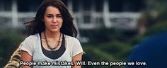 People makes mistakes...even the people we love<3