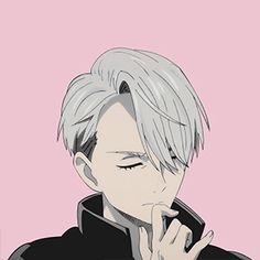 """Yuri!! on Ice  icons ➝ Victor Nikiforov """