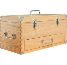 Lanza Wooden Toolbox & Reviews | Wayfair