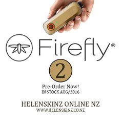 Firefly 2 Shipping from the US soon!  #Firefly 2 #Pre #Order in #NZ now. #FF2 #Vape #NZ #Helenskinz  http://www.helenskinz.co.nz/products/firefly-2-portable-vaporizer