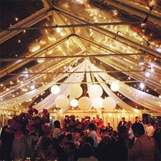 wedding reception paper lanterns - Google Search