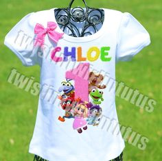 0fb829b88 256 Best Girls Birthday Shirts images in 2019 | 2nd birthday parties ...